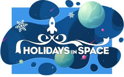 Holiday's in Space-Kennedy Space Center 2019