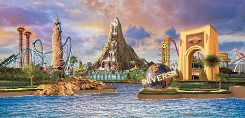 Universal Orlando Resort™- THREE PARKS. ENDLESS AWESOME!