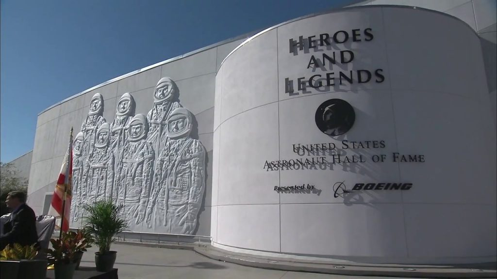 Kennedy Space Center's New Heroes & Legends Museum