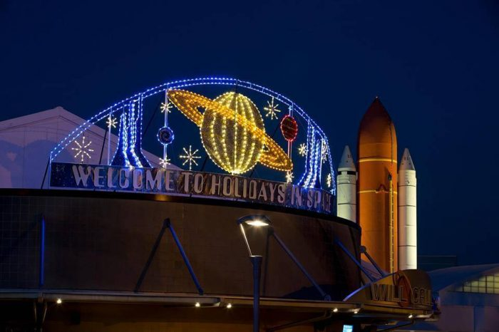 At Kennedy Space Center, get up close to space shuttle Atlantis, go beyond NASA's gates or see a rocket launch, all just one hour from Orlando.