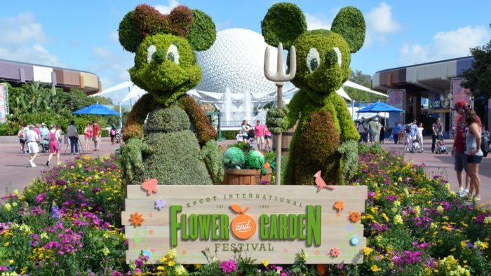 Spring Has Sprung At Orlando Theme Parks