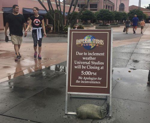 Hurricane Info for Orlando Tourists!