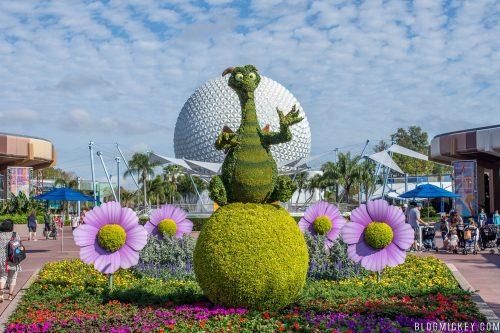 Epcot International Flower & Garden Festival 2019