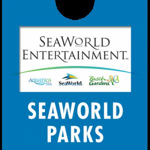 SeaWorld Parks Ticket