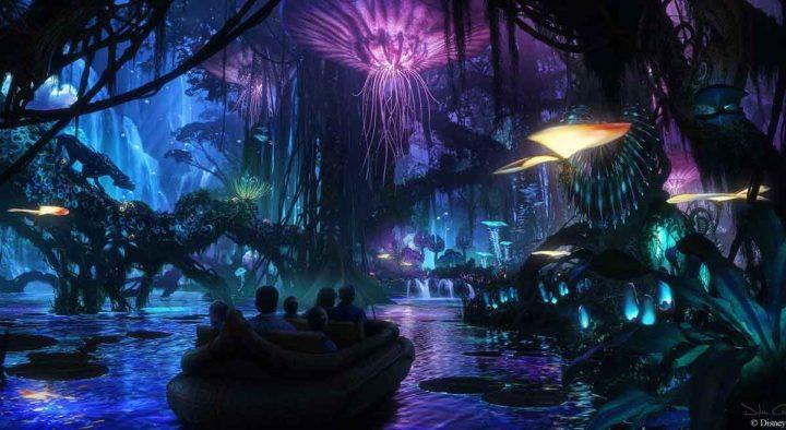 Welcome to Pandora—The World of Avatar Disney's Animal Kingdom
