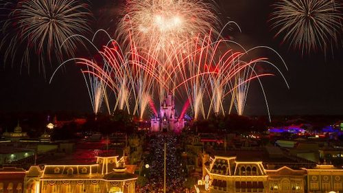Lets Celebrate July 4th 2019 at Orlando Theme Parks