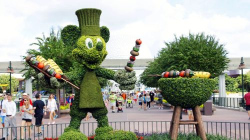 Epcot International Food & Wine Festival 2019