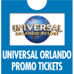 Universal Promo Featured Ticket