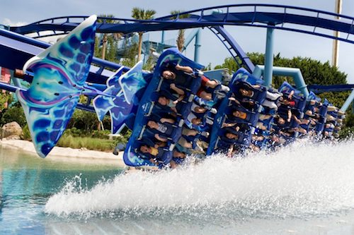 Top 8 Reasons SeaWorld Orlando Rocks!