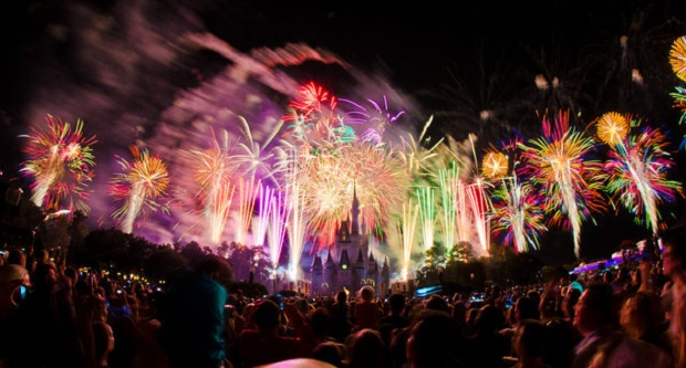 New Year's 2020 at Orlando Theme Parks