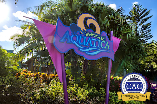 Aquatica Orlando a Certified Autism Center
