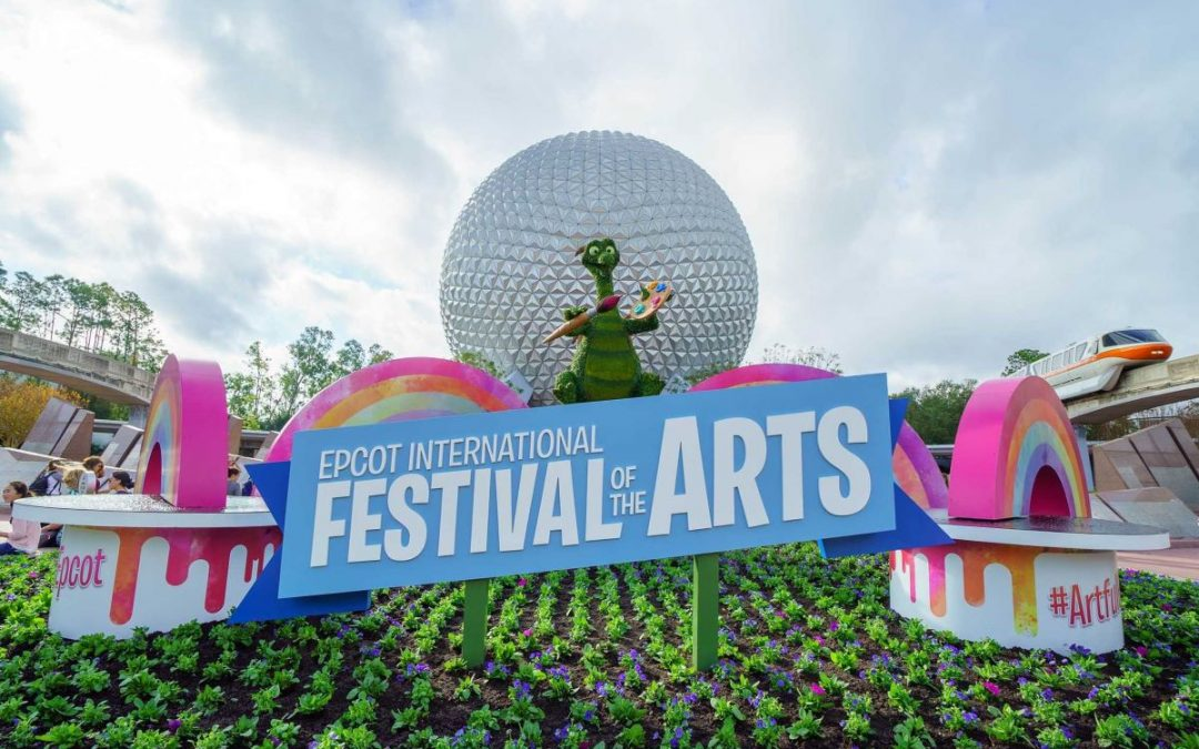 2021 Epcot Festival of the Arts Returns