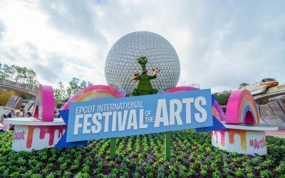 2021 Epcot Festival of the Arts Returns