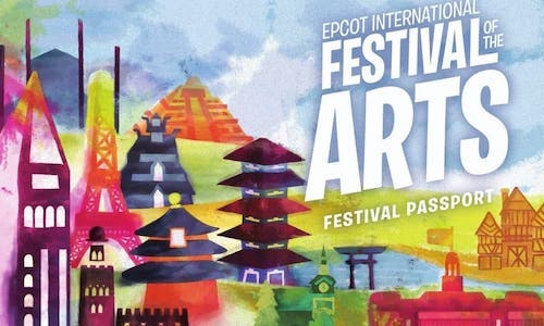 2019 Epcot Festival of the Arts Returns