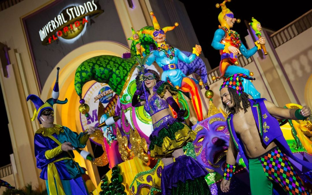 Don't' Miss Orlando's Biggest Party – Mardi Gras 2020