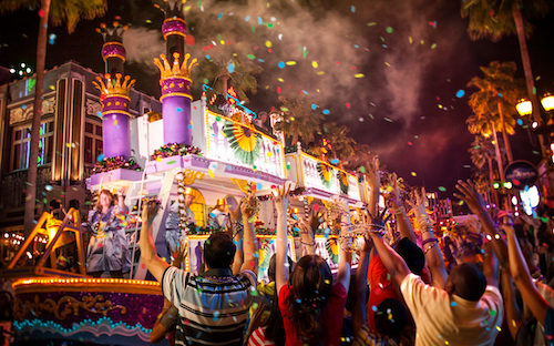Don't' Miss Orlando's Biggest Party - Mardi Gras 2019