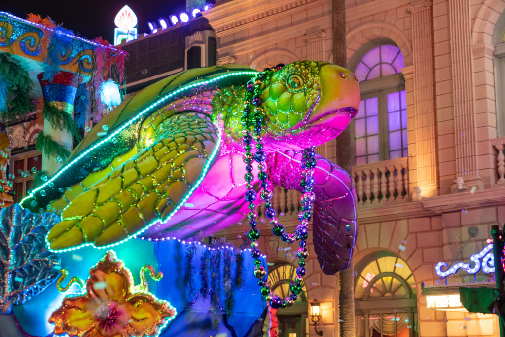 7 Reasons To Experience Mardi Gras At Universal Orlando