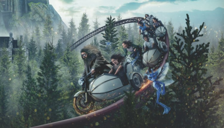 Harry Potter Roller Coaster Coming to Universal Orlando