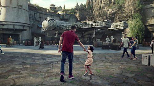 Star Wars: Galaxy's Edge Opens August 29