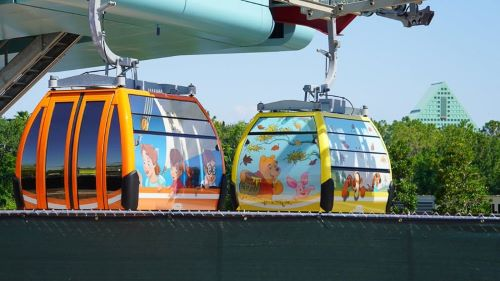 Disney Skyliner Gondolas Opens September 29th