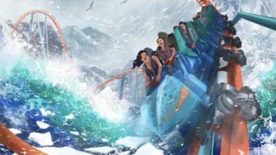 seaworld orlando new coaster