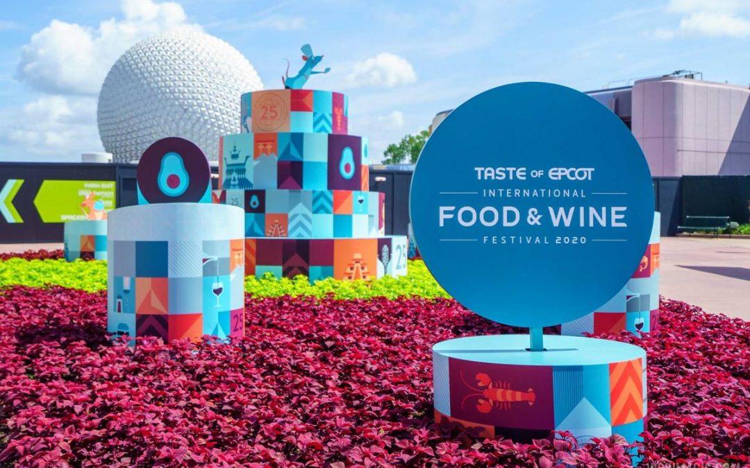 Epcot Food & Wine 2020