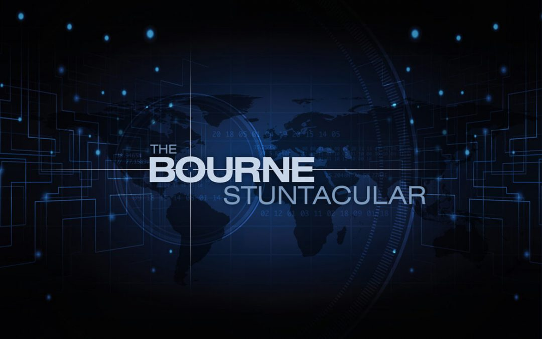 Bourne Stuntacular Coming to Universal Studios 2020