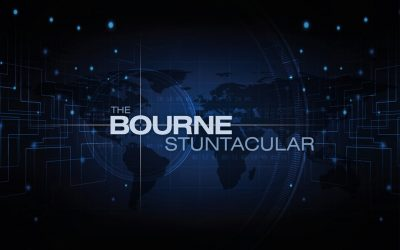 The Bourne Stuntacular Coming to Universal Studios 2020