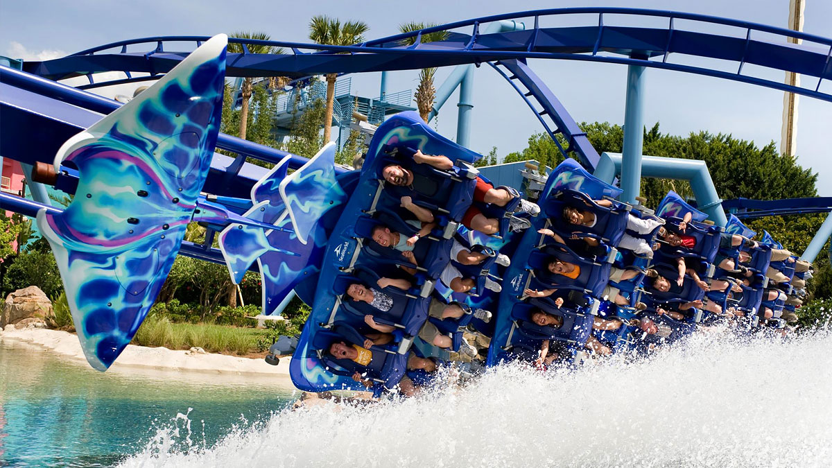 SeaWorld Parks & Entertainment Tickets