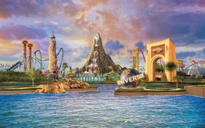 Universal Orlando's 3rd Park Free Volcano Bay Promo