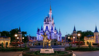 Disney World 4 Day Base Tickets with FREE 5th Day