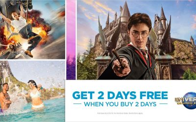 Top 6 Tips for the Universal Orlando Spring Promo Ticket