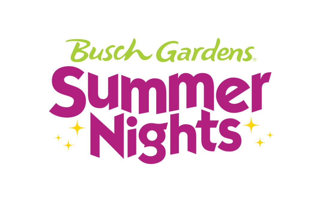 Summer Nights Returns to Busch Gardens 2020