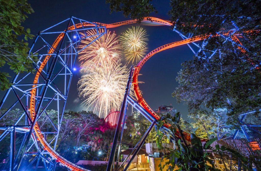 Summer Nights Returns to Busch Gardens 2020